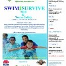 Join in the Fun- Learn some new skills Swim2Survive 2017,WaterSafe at Mount Annan leisure Center