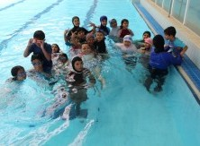 Group Swimming